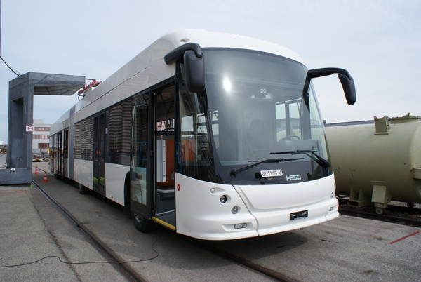 Bus Ginevra