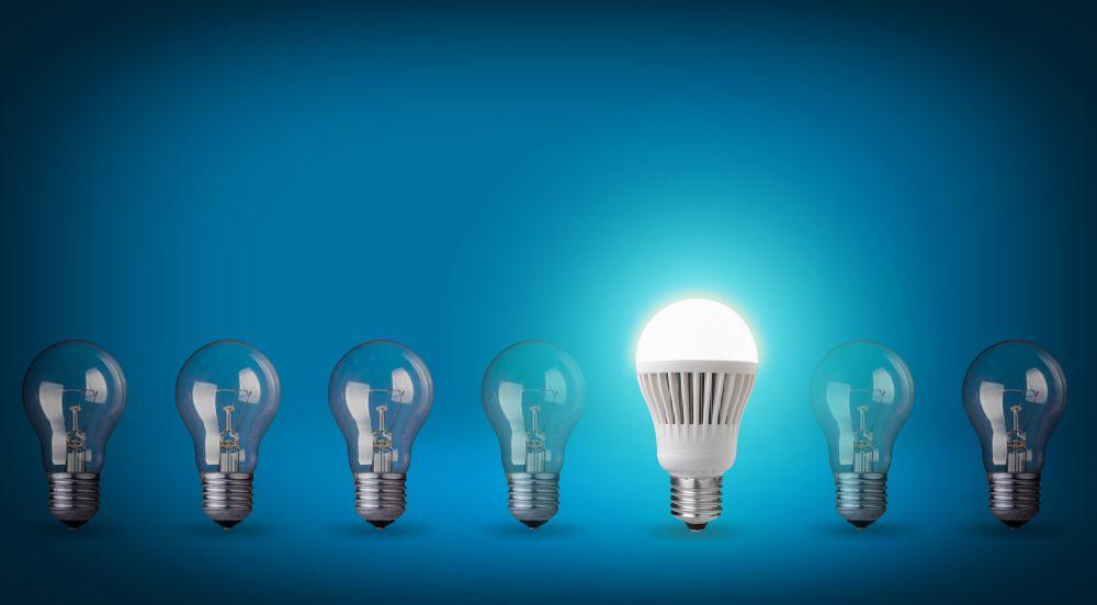 Lampadina LED, tecnologia LED
